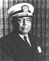 Vice Admiral Samuel Lee Gravely Jr.
