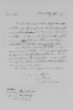 Letter from John Paul Jones to Benjamin Franklin, May 18, 1778