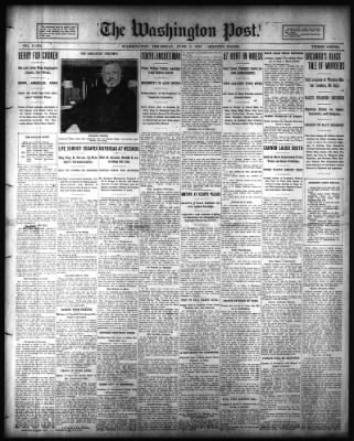 6/6/1907 - ORCHARD'S BLACK TALE OF MURDERS (page 1)