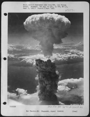 atomic bomb picture
