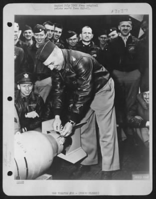 James Doolittle wwii picture