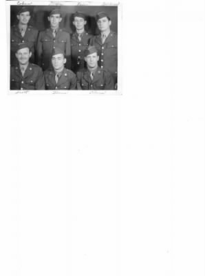 Camp Lee Solidiers 1942 -WWII