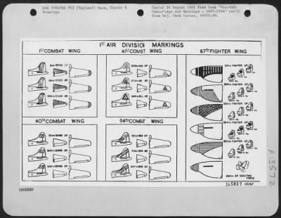 aircraft combat markings wwii picture