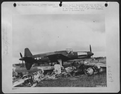 Page 1; Black and White and Color Photographs of U.S. Air Force and Predecessor Agencies...