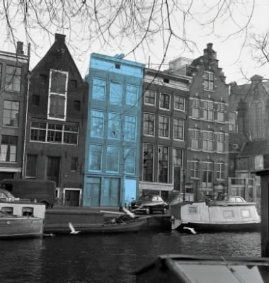 Anne Frank Real House