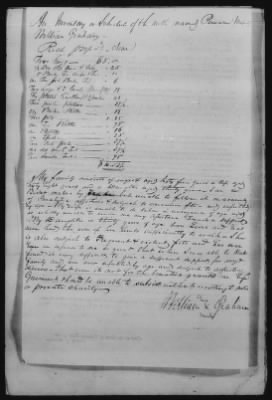 Page 8; Revolutionary War Pension and Bounty-Land Warrant Application Files