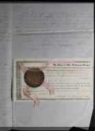1812 Pension record