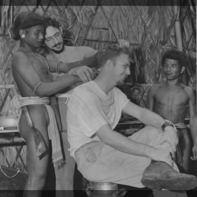 """Naga Headhunters [Learn] To Cut Hair"""